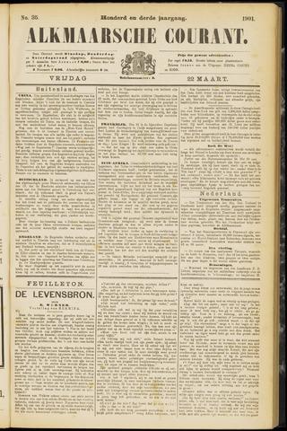 Alkmaarsche Courant 1901-03-22