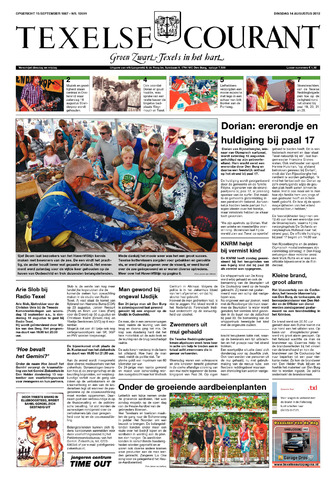 Texelsche Courant 2012-08-14