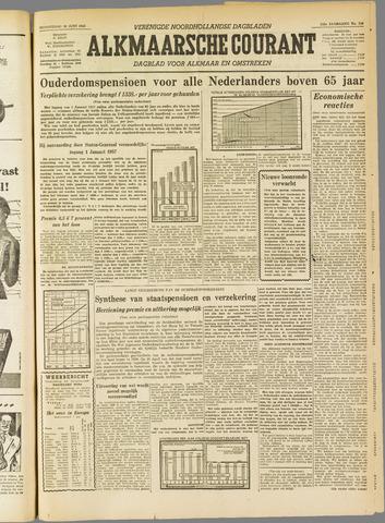 Alkmaarsche Courant 1955-06-30