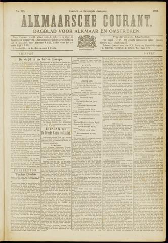 Alkmaarsche Courant 1918-07-05