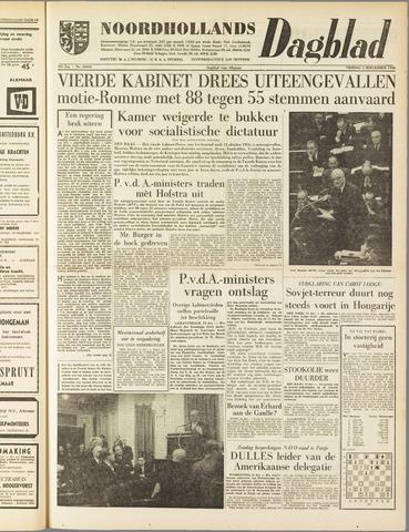 Noordhollands Dagblad : dagblad voor Alkmaar en omgeving 1958-12-12
