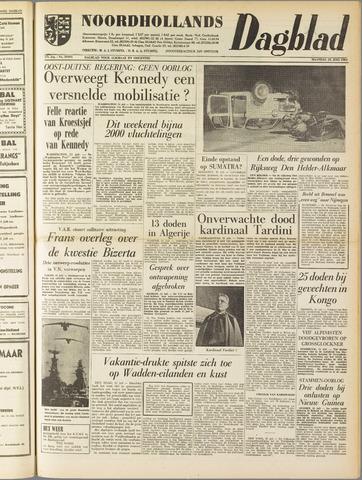 Noordhollands Dagblad : dagblad voor Alkmaar en omgeving 1961-07-31