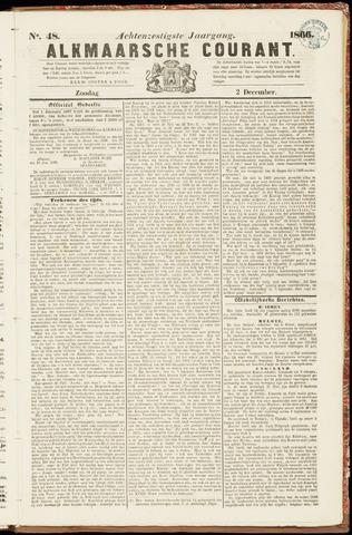 Alkmaarsche Courant 1866-12-02