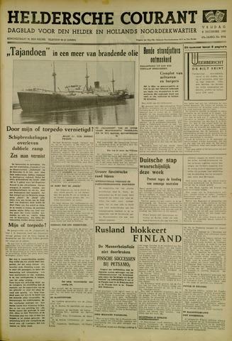 Heldersche Courant 1939-12-08