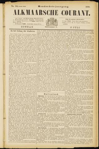 Alkmaarsche Courant 1898-07-17