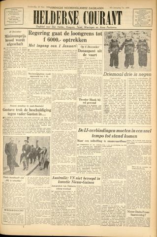 Heldersche Courant 1954-11-25