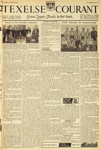 Texelsche Courant 1957-02-20