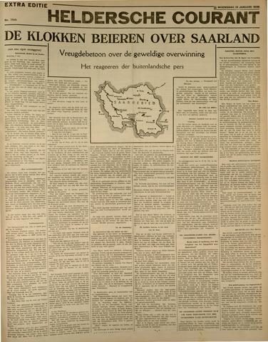 Heldersche Courant 1935-01-16
