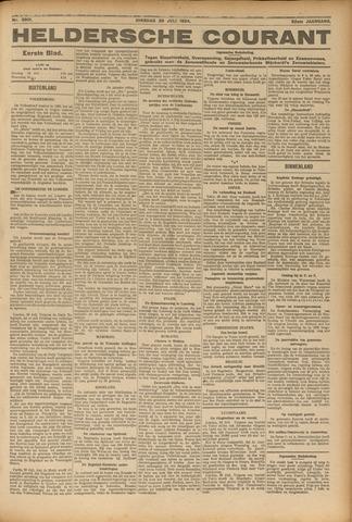 Heldersche Courant 1924-07-29