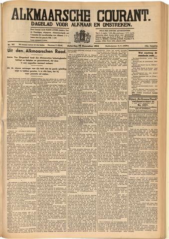 Alkmaarsche Courant 1934-12-22
