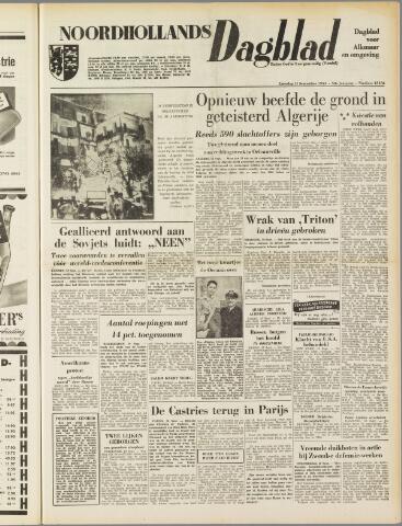 Noordhollands Dagblad : dagblad voor Alkmaar en omgeving 1954-09-11