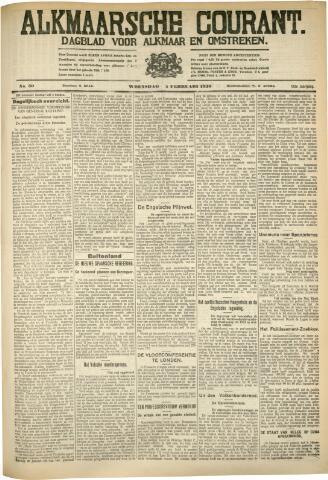 Alkmaarsche Courant 1930-02-05