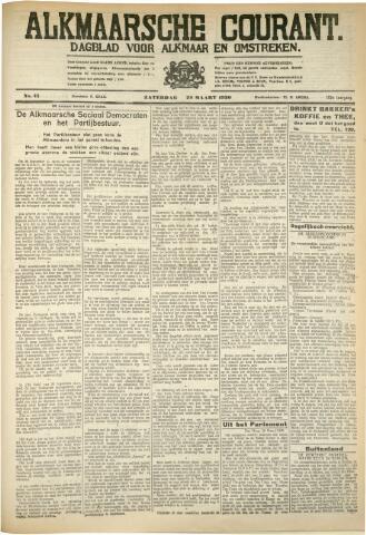 Alkmaarsche Courant 1930-03-29