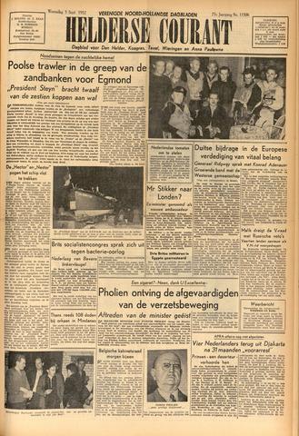 Heldersche Courant 1952-09-03
