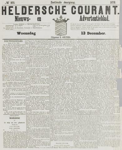 Heldersche Courant 1876-12-13