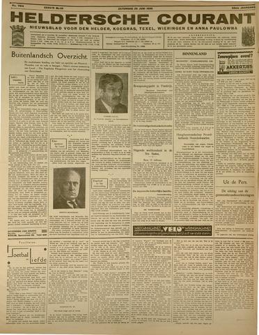 Heldersche Courant 1935-06-29