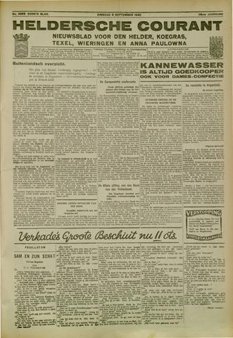 Heldersche Courant 1930-09-09
