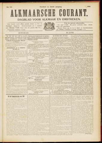 Alkmaarsche Courant 1908-06-23