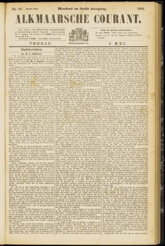 Alkmaarsche Courant 1901-05-03