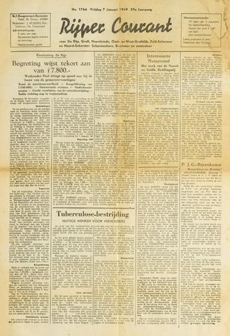 Rijper Courant 1949-01-07