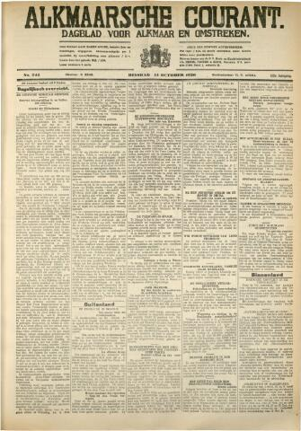 Alkmaarsche Courant 1930-10-14