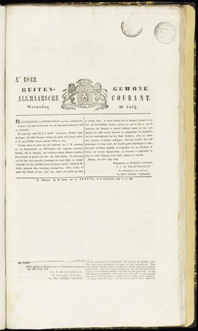 Alkmaarsche Courant 1842-07-20