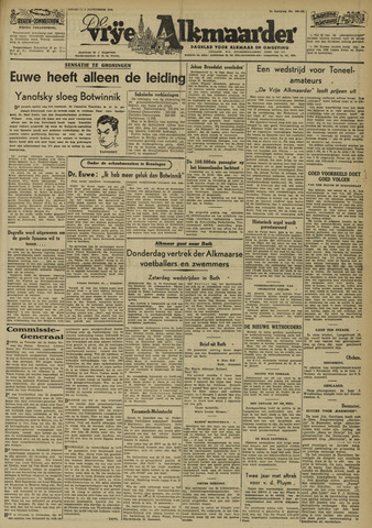 De Vrije Alkmaarder 1946-09-03
