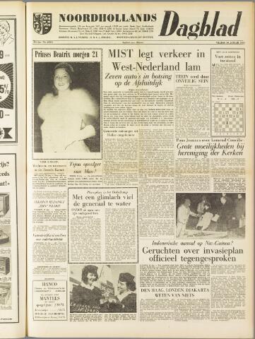 Noordhollands Dagblad : dagblad voor Alkmaar en omgeving 1959-01-30