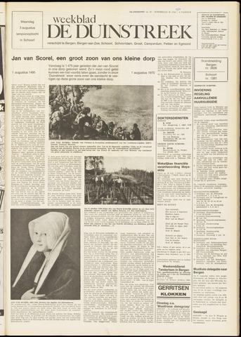 De Duinstreek 1970-07-30
