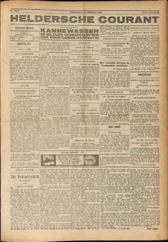 Heldersche Courant 1929-02-14