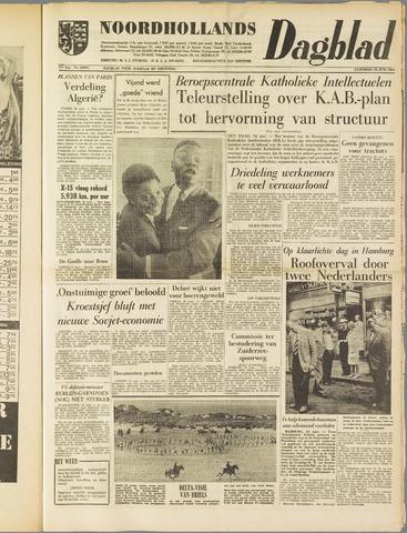 Noordhollands Dagblad : dagblad voor Alkmaar en omgeving 1961-06-24