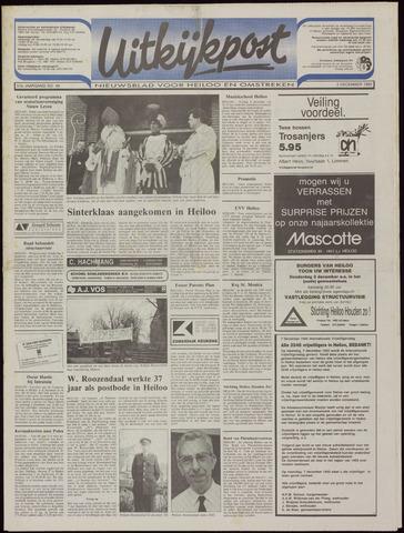 Uitkijkpost : nieuwsblad voor Heiloo e.o. 1992-12-02