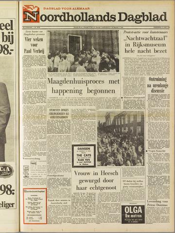Noordhollands Dagblad : dagblad voor Alkmaar en omgeving 1969-06-12