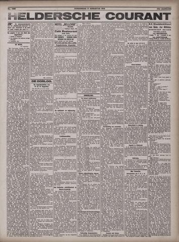 Heldersche Courant 1916-08-17