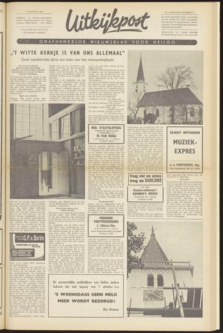 Uitkijkpost : nieuwsblad voor Heiloo e.o. 1964-10-01