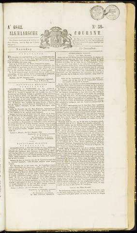 Alkmaarsche Courant 1842-12-19