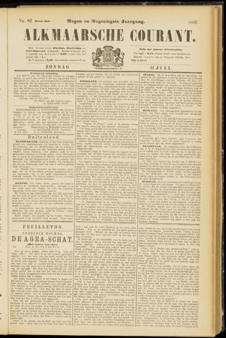 Alkmaarsche Courant 1897-07-11