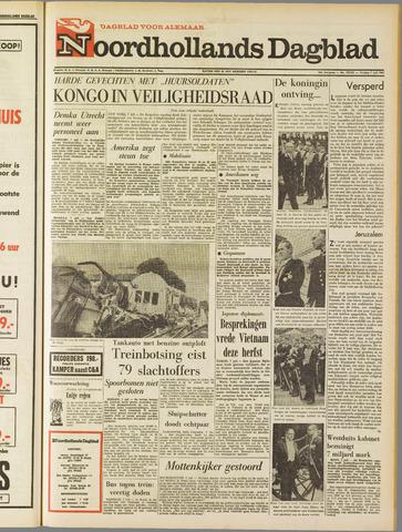 Noordhollands Dagblad : dagblad voor Alkmaar en omgeving 1967-07-07