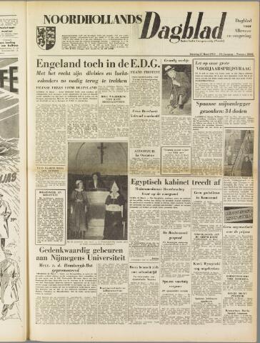 Noordhollands Dagblad : dagblad voor Alkmaar en omgeving 1954-03-27