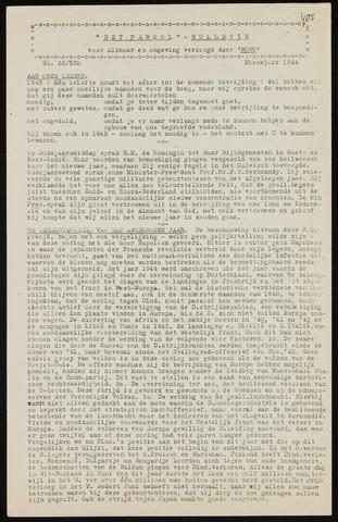 De Vrije Alkmaarder 1945