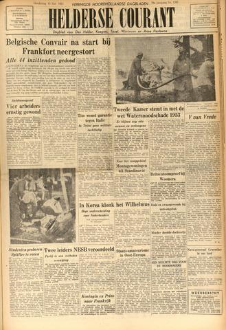 Heldersche Courant 1953-10-15