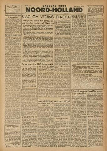 Heldersche Courant 1944-06-07