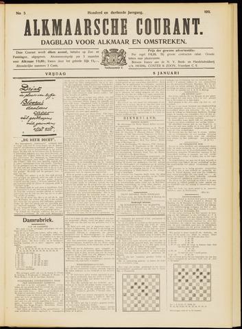 Alkmaarsche Courant 1911-01-06