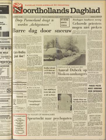 Noordhollands Dagblad : dagblad voor Alkmaar en omgeving 1969-02-12