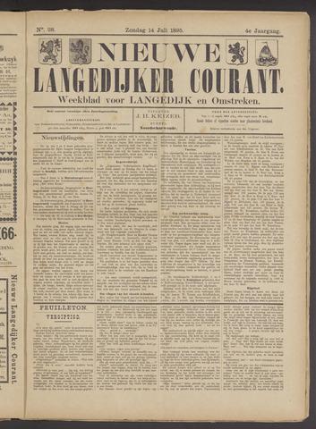 Nieuwe Langedijker Courant 1895-07-14