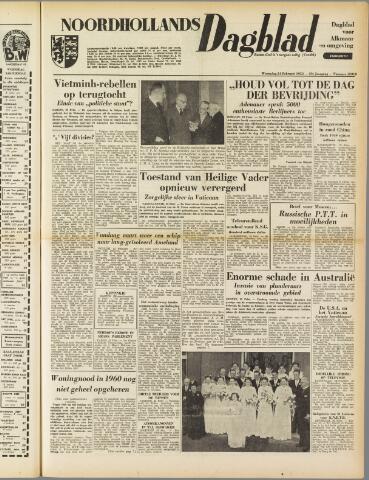 Noordhollands Dagblad : dagblad voor Alkmaar en omgeving 1954-02-24