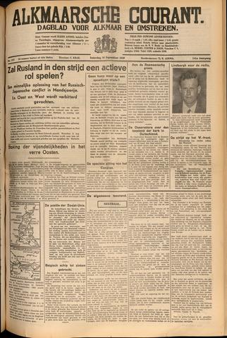 Alkmaarsche Courant 1939-09-16