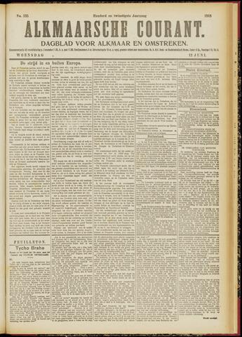 Alkmaarsche Courant 1918-06-12