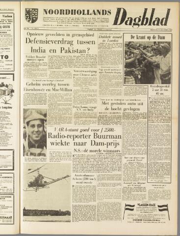 Noordhollands Dagblad : dagblad voor Alkmaar en omgeving 1959-08-31