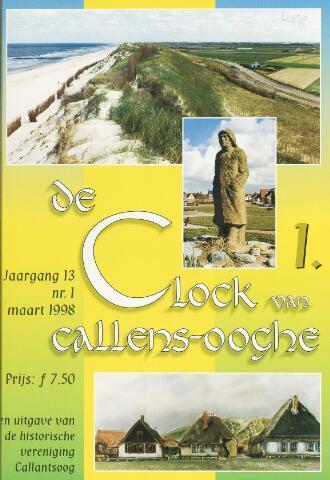 De Clock van Callens-Ooghe 1998